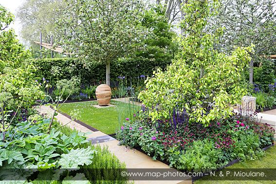 Phototh que pacte jardin for Le jardin 75015