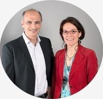 Emeline Baume et Etienne Tête
