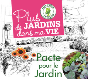 présentation du pacte pour le jardin